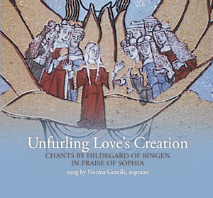 Unfurling Love's Creation